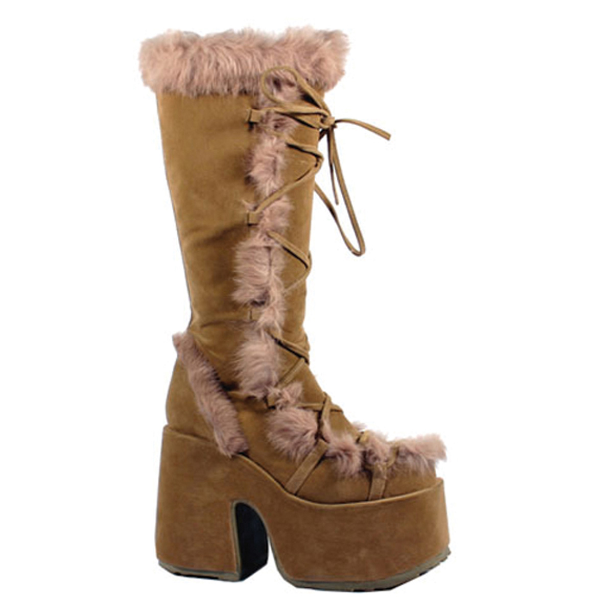 13f35669b092c Demonia SHOES & BOOTS : Women's Mid-Calf & Knee High Boots :