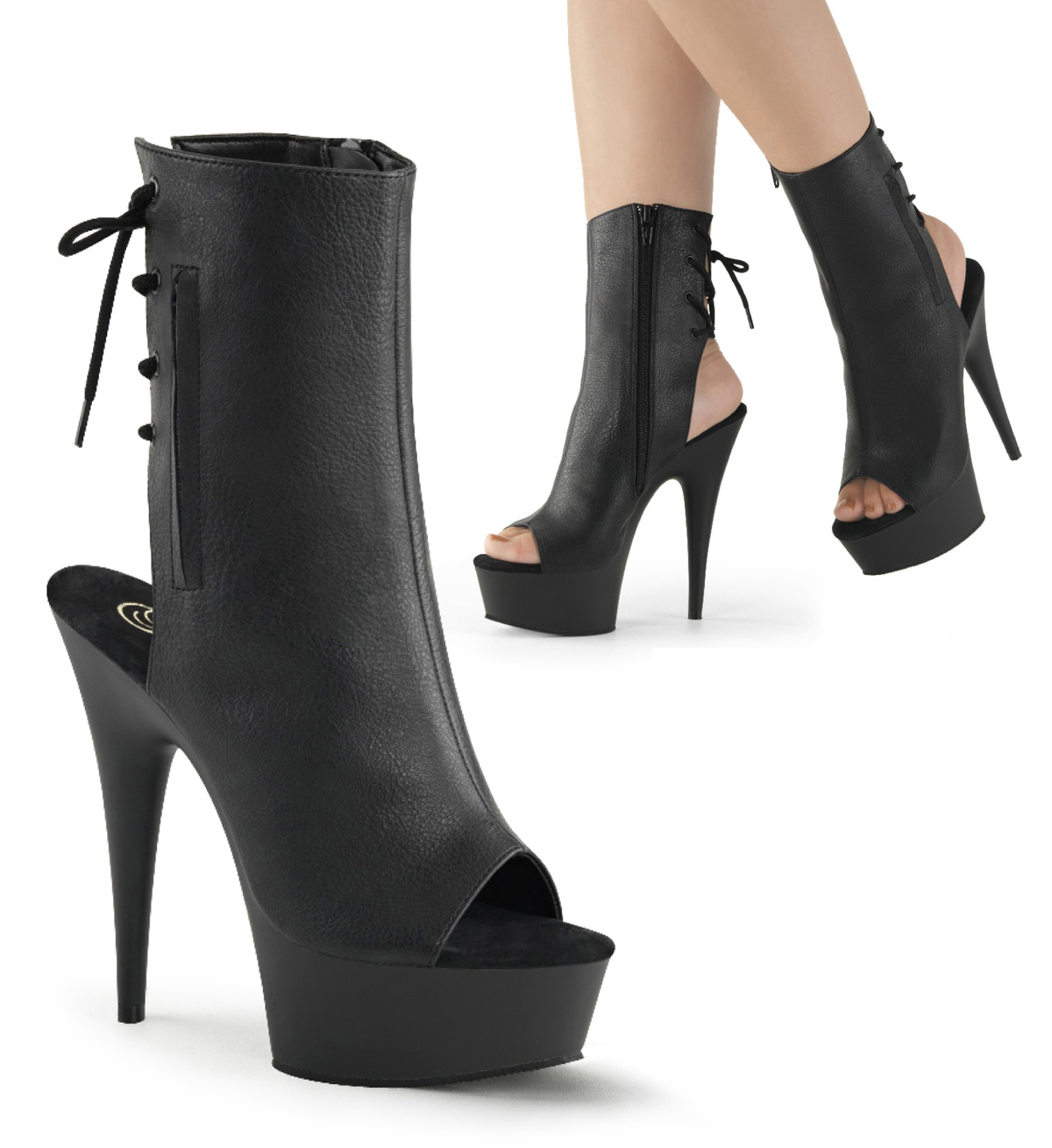 Women's Delight-1018 Ankle Boot
